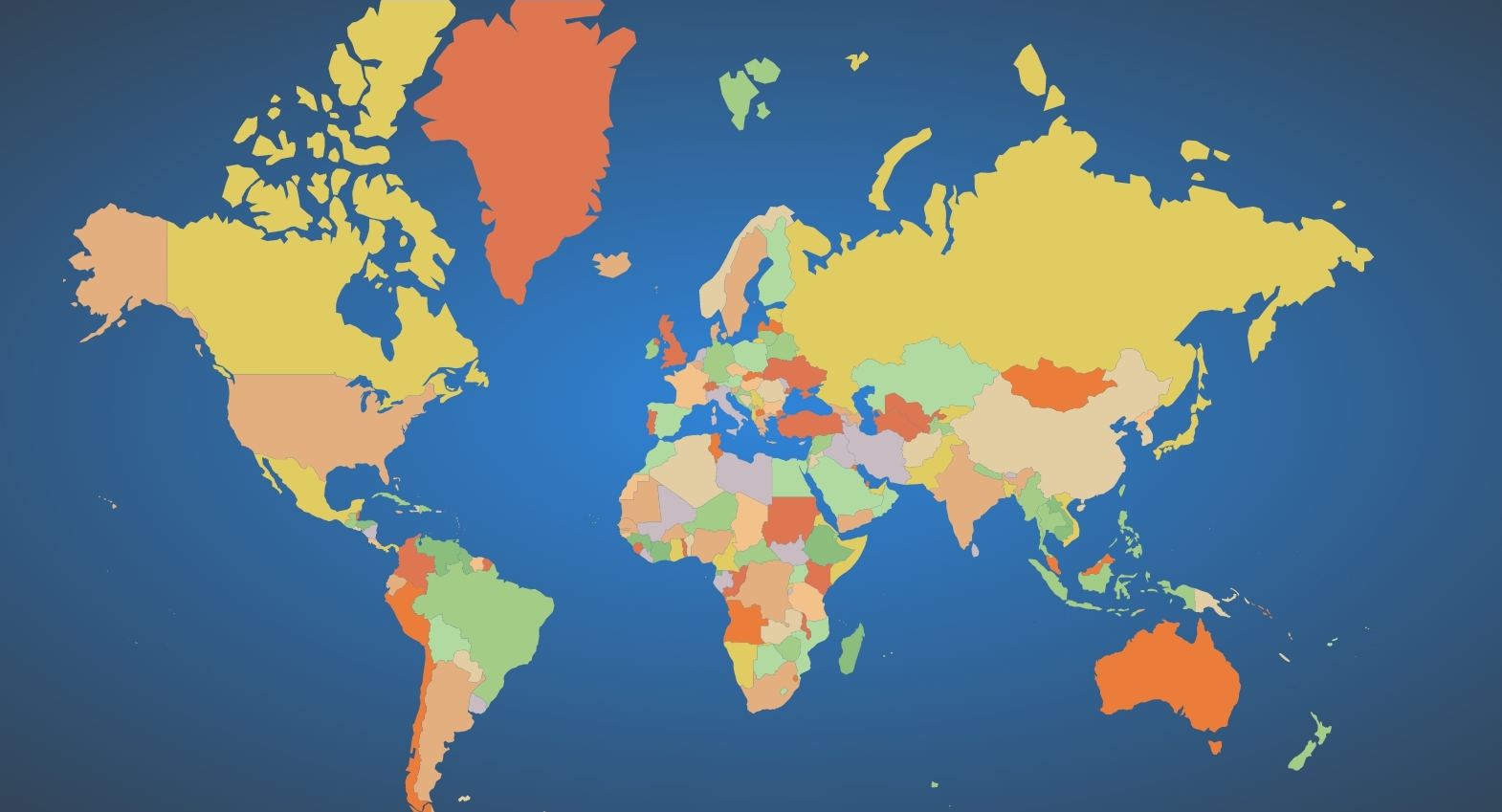 Create your own free online scratch map gumiabroncs Image collections